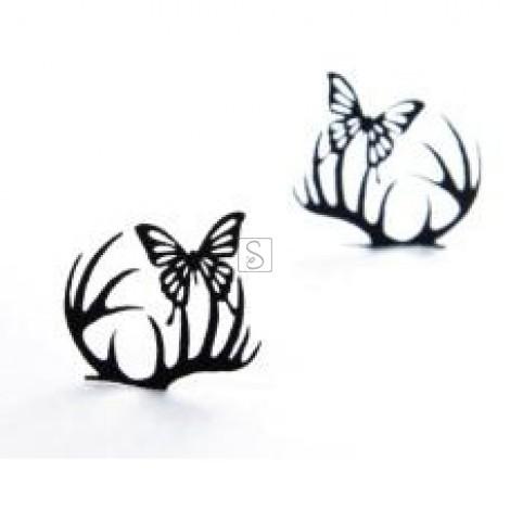 Small Deer&Butterfly