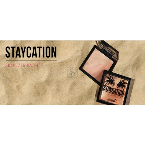 Staycation Bronzer Palette - Barry M