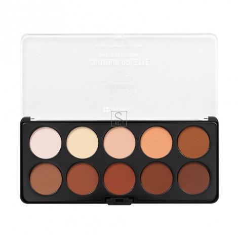 Studio Pro Cream Contour Palette - BH Cosmetics