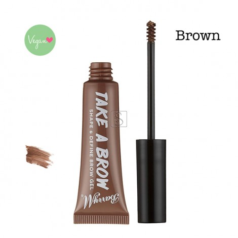 Take a Brow - Brow Gel - Brown