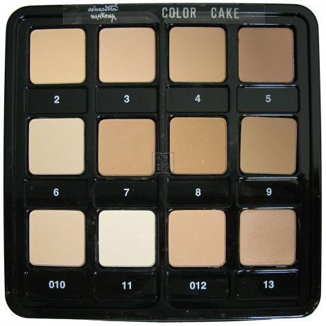Tavolozza 12 color cake - Cinecittà make-up