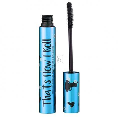 That's How I Roll Waterproof Mascara - Barry M