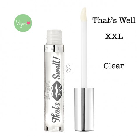 That's Well XXL Extreme Lip Plumper - Clear - Vegan