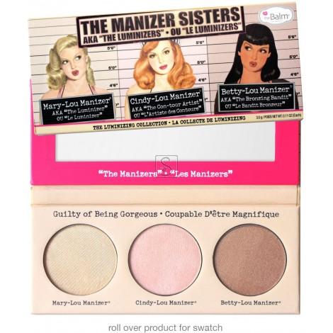 TheManizer Sisters - The Balm Cosmetics