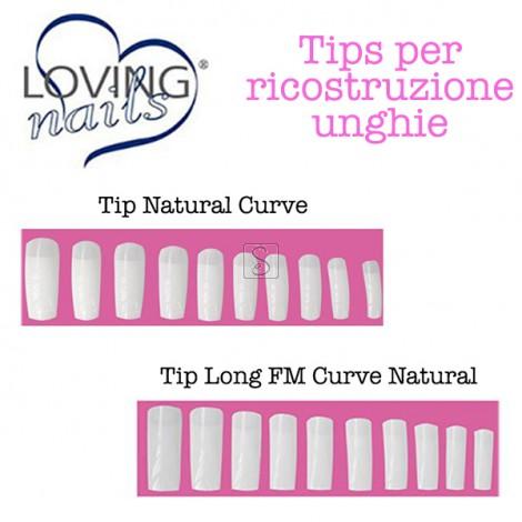 Tips per ricostruzione unghie - Loving Nails