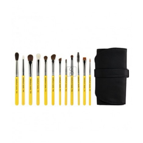 Travel Eyes 12pc. Brush Set