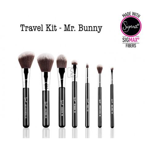 Travel Kit Mr Bunny - Sigma Beauty