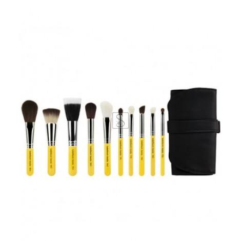 Travel Mineral 10pc. Brush Set