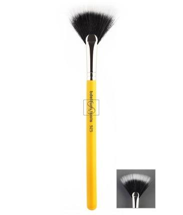 Studio 925 Duet Fiber Fan - Bdellium Tools