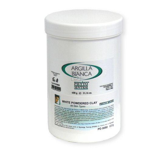 Argilla in polvere Bianca - Phytosintesi