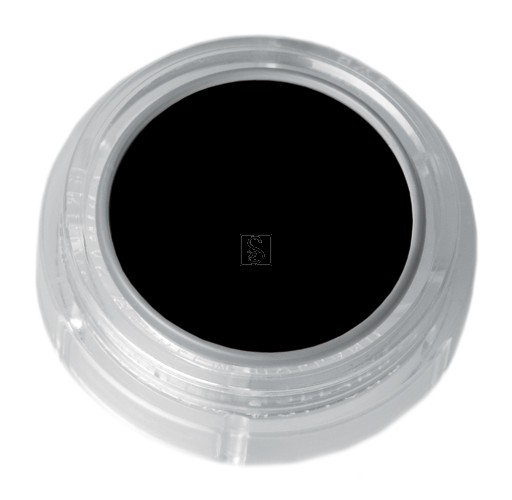Camouflage Make up - 101 - Black - 2,5 ml - Grimas