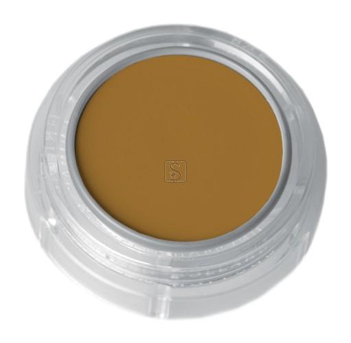 Camouflage Make up - D2 - For dark skins - 2,5 ml - Grimas