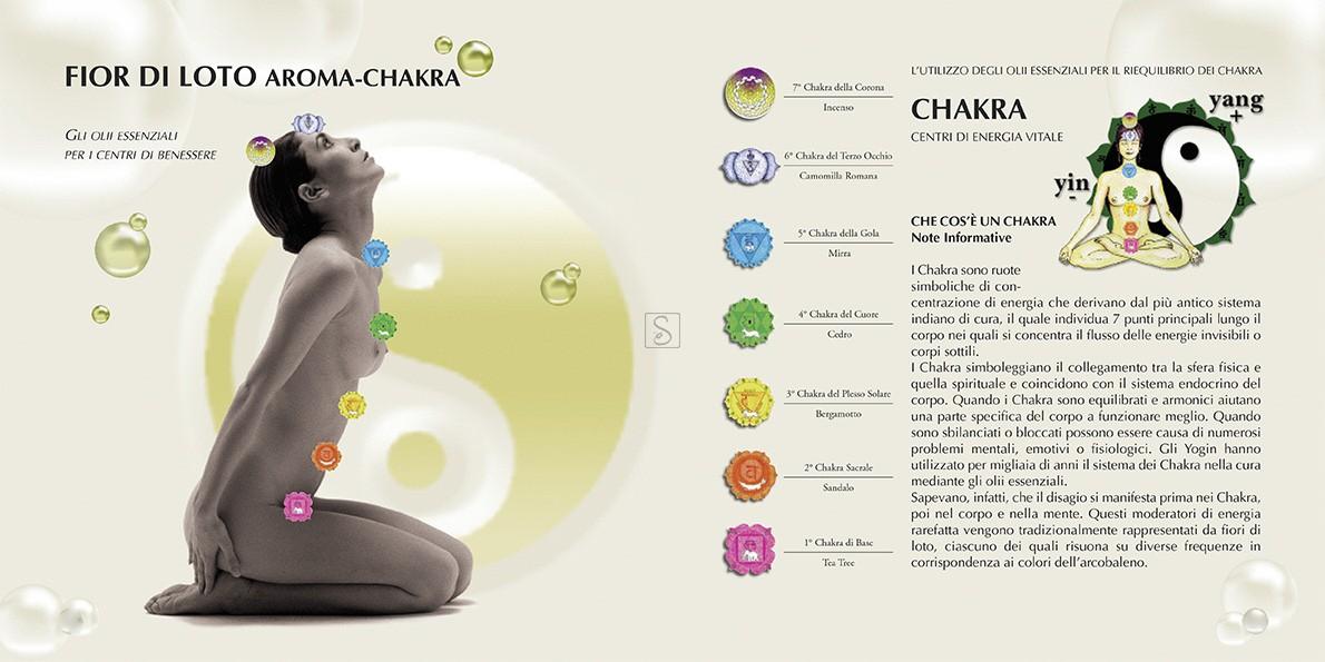 Olio essenziale - 6° Chakra Camomilla romana