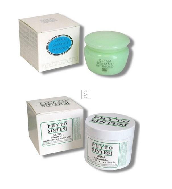 Crema giorno idratante prottettiva al Retinolo - Phytosintesi