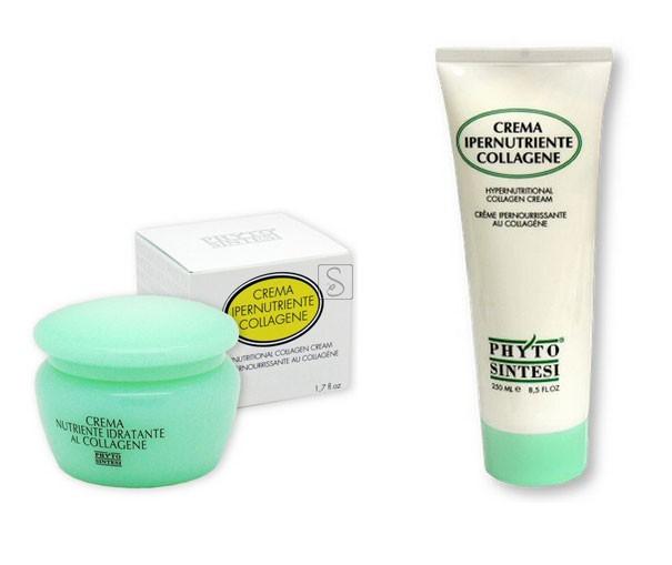 Crema sera ipernutriente al Collagene - Phytosintesi