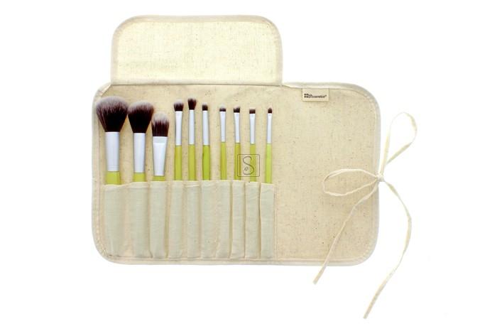 Eco Luxe Brush Set - BH Cosmetics