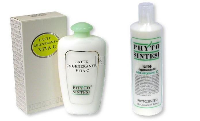 Latte rigenerante Vita C - Phytosintesi