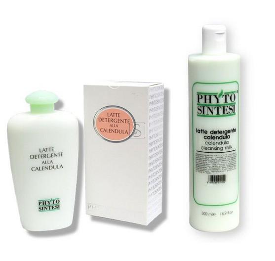 Latte detergente antirosaceo alla calendula - Phytosintesi