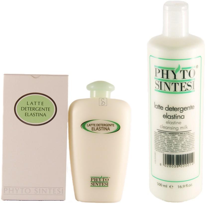 Latte detergente Elastina - Phytosintesi