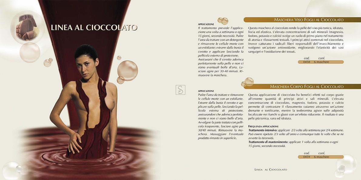 Linea al cioccolato - Phytosintesi