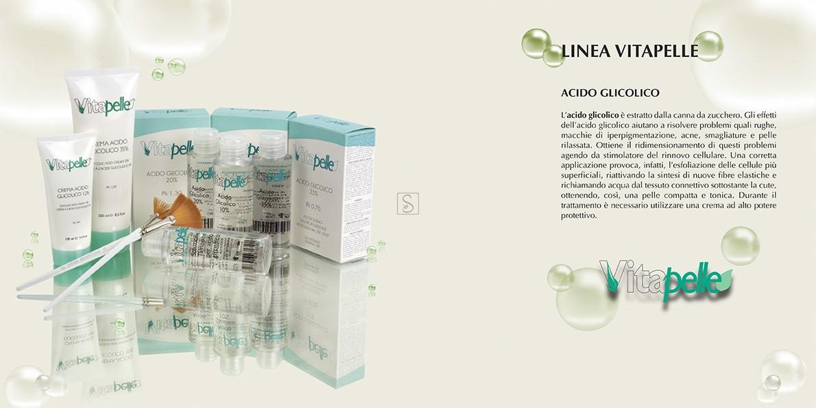 Latte Acido glicolico 8%