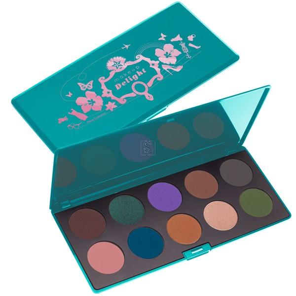 Makeup Delight palette Neve Cosmetics