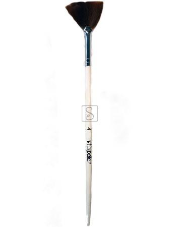 Pennello a ventaglio per Acido glicolico - n.4