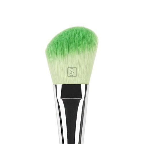Green Bambu 962 Slanted Blusher - Bdellium Tools