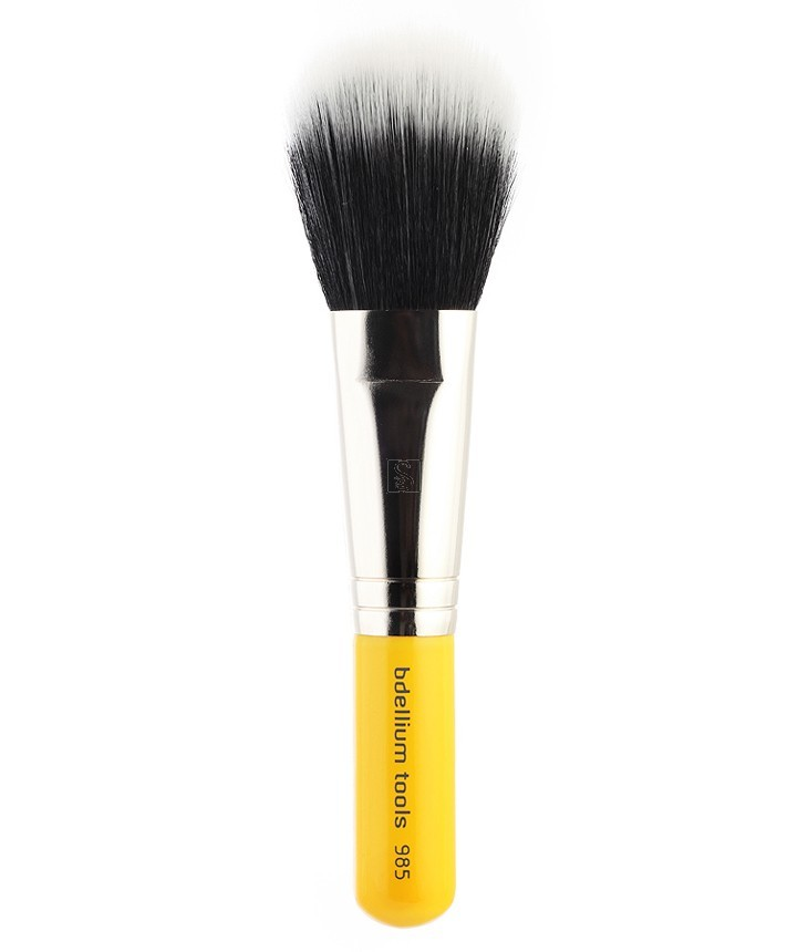 Travel 985 Duet Fiber Powder - Bdellium Tools