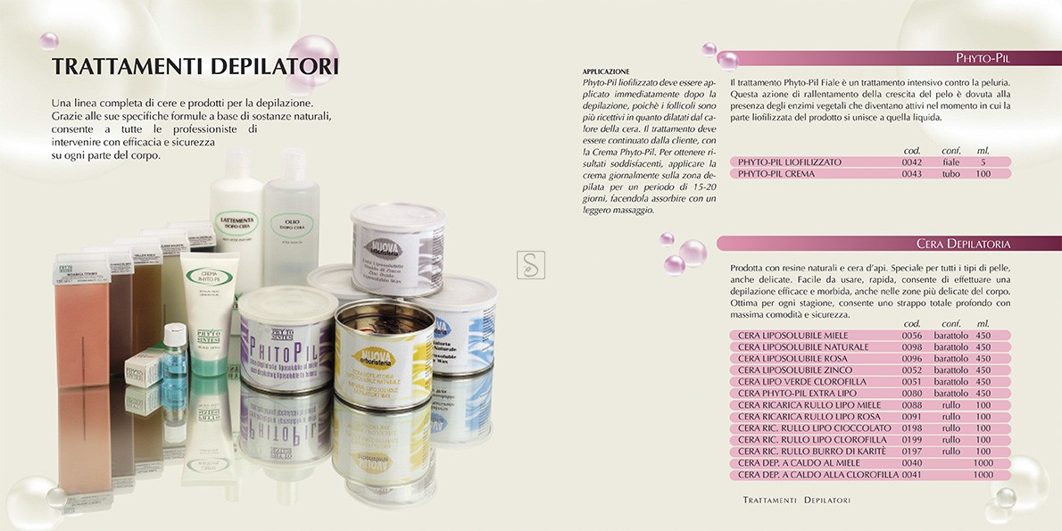 Cera Phyto-Pil Extra Liposolubile