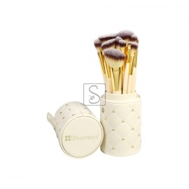 12 pc Studded Couture Brush Set - BH Cosmetics