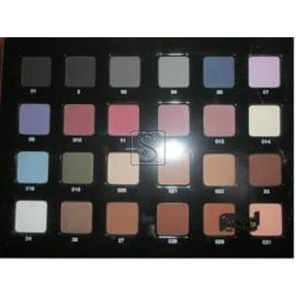 Tavolozza ombretti - 24 colori da 01 a 51 - Cinecittà Make up
