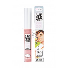 Plump Your Pucker® Lip Gloss - Amplify - The Balm Cosmetics