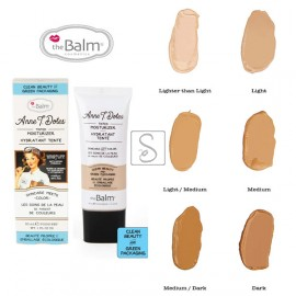 Anne T. Dotes® Tinted Moisturizer - theBalm Cosmetics - StockMakeUp