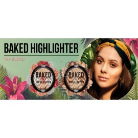 Baked Tri-Blend Highlighters - Barry M