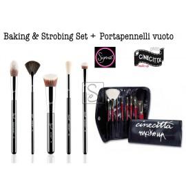 Baking & Strobing Brush Set - Sigma Beauty