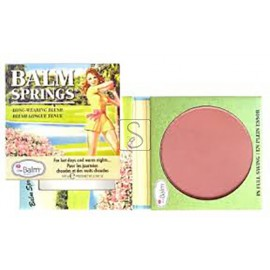 Balm Springs® Blush - The Balm Cosmetics