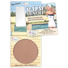 Balm Desert® Bronzer-Blush - The Balm Cosmetics