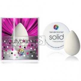 Beautyblender® PURE + Mini Blendercleanser® Solid - Beautyblender