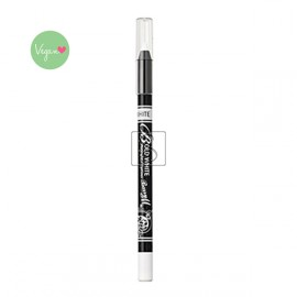 Bold Waterproof Eyeliner - White - Barry M