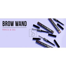 Brow Wand - Pencil & Gel - Barry M