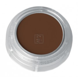 Camouflage Make up - D12 - For dark skins - 2,5 ml - Grimas