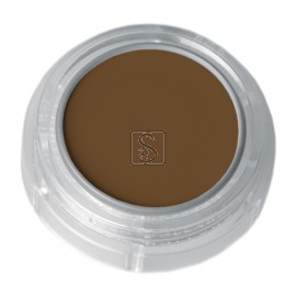 Camouflage Make up - D6 - For dark skins - 2,5 ml - Grimas