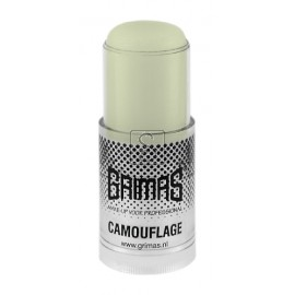 Camouflage Make up - 408 - Light green - 23 ml - Grimas