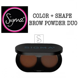 Color + Shape Brow Powder Duo - Sigma Beauty
