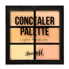 Concealer Palette - Light/Medium - Barry M