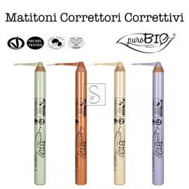 Correttori Correttivi - PuroBio Cosmetics - StockMakeUp