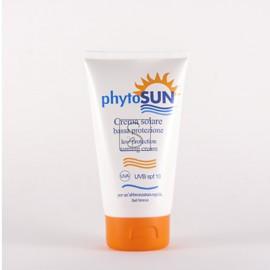 Crema solare corpo bassa protezione SPF10