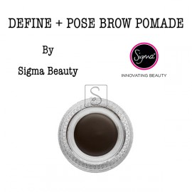 Define + Pose Brow Pomade - Sigma Beauty