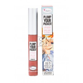 Plump Your Pucker® Lip Gloss - Dramatize - The Balm Cosmetics